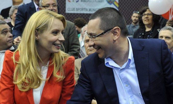 Familia prezidentiala PSD